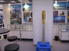 """Стенд """"НПО СТАМО"""" на выставке «Металлообработка-2012»: производство пружин"""