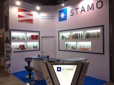 Стенд компании STAMO на выставке РОСМОЛД-2015