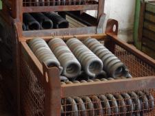 Пружины на производстве: пружины растяжения, пружины сжатия, тарельчатые пружины din